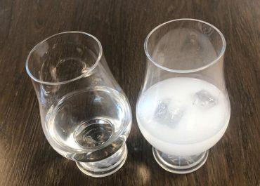 Für Experten: Warum wird Gin trüb?