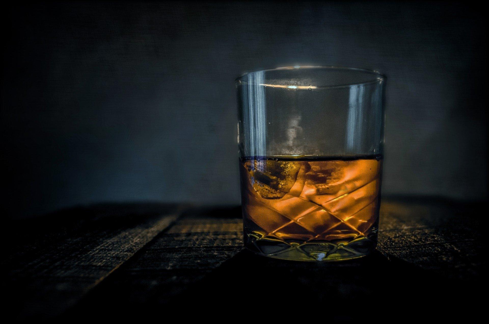 whiskey-glas